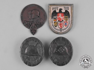 Germany, Third Reich. A Lot of Insignia and Badges