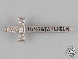 Germany, Third Reich. A Jungstahlhelm Membership Badge