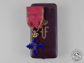 Romania, Kingdom. An Order of Michael the Brave, III Class Knight, c.1918