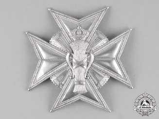 Sweden, Kingdom. An Order of Vasa, I Class Grand Cross Star, c.1955