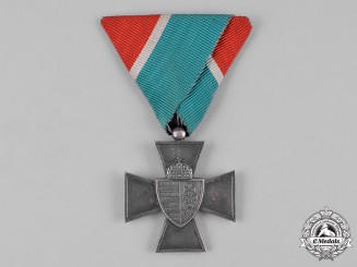 Hungary, Kingdom. A National Defence Cross, c.1940