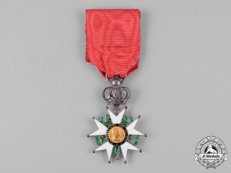 France, La Presidence. A Legion of Honour, V Class Knight, c.1851