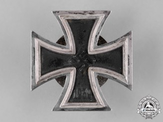 Germany, Wehrmacht. A 1939 Iron Cross I Class, Screw Back Version