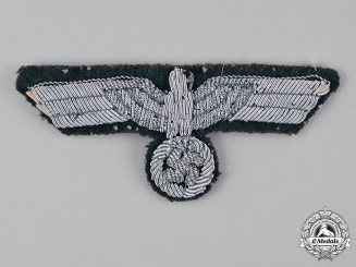 Germany, Wehrmacht. An Officer's Breast Eagle