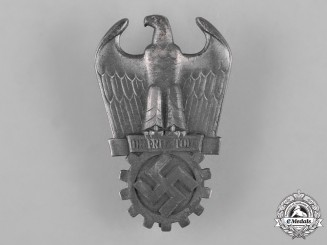 Germany, Third Reich. A Dr. Fritz Todt Prize, II Class