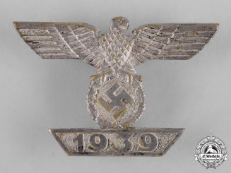 Germany, Wehrmacht. A Clasp to the Iron Cross I Class, by Wilhelm Deumer