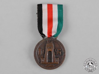 Germany, Third Reich. A German-Italian Africa Campaign Medal