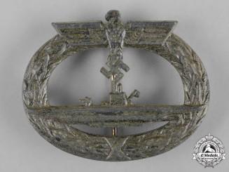 Germany, Kriegsmarine. A U-Boat War Badge, by Gebrüder Wegerhoff