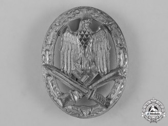 Germany, Heer. A Wehrmacht Heer (Army) General Assault Badge