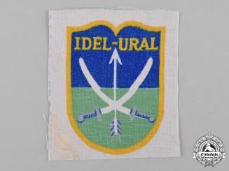Germany, Wehrmacht. A Idel-Ural Volunteer's Sleeve Shield