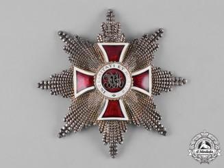 Austria, I Republic. An Order of Leopold, Grand Cross Star, by Anton Reitterer, c.1930