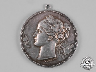 Germany, Imperial. An 1887 Academic Art Exhibition Medal