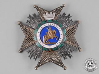 Spain, Kingdom. A Military Order of St. Hermenegildo, Grand Cross Star, c.1915