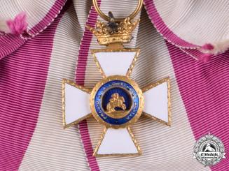 Spain, Franco Period. A Military Order of St. Hermenegildo, Grand Cross badge, c.1950