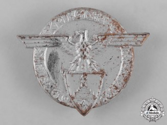 Germany, Third Reich. A 1936 Warrior's Day Badge