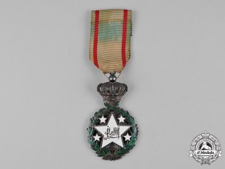 Indonesia, Republic. Island of Java. An Order of the Southern Star, Knight, c.1900