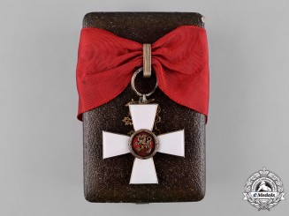 Finland, Republic. An Order of the Lion, Commander's Cross, c.1945