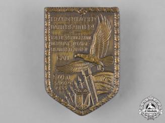 Germany, Third Reich. A 1933 Gau Essen Civil Service Badge