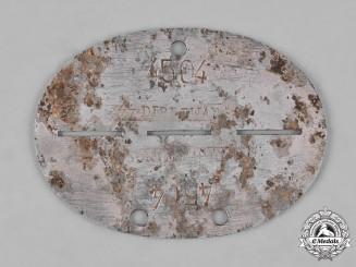 Germany, SS. A Dirlewanger Brigade Identification Tag