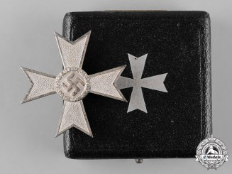 Germany, Wehrmacht. A Cased War Merit Cross I Class