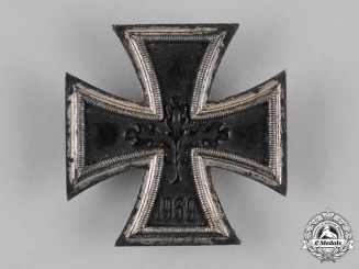 Germany, Wehrmacht. A 1939 Iron Cross I Class, 1957 Issue