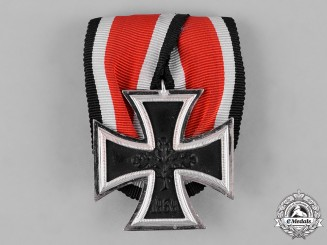 Germany, Wehrmacht. A 1939 Iron Cross II Class, 1957 Issue