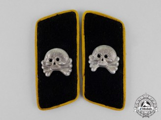 Germany. A Pair of Waffen-SS Reconnaissance Collar Tabs