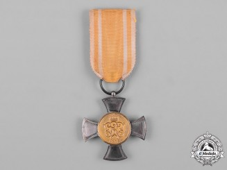 Prussia, State. A General Merit Military Medal, General Service, by Wagner