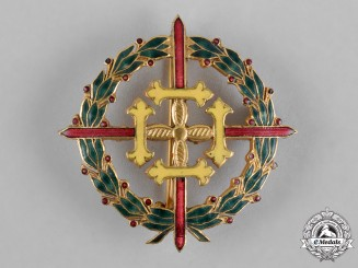 Spain, Kingdom. A Royal and Military Order of Saint Ferdinand, Laureate Cross c.1930