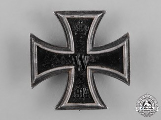 Germany, Imperial. A 1914 Iron Cross, I Class, by Wagner & Sohn