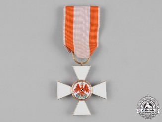 Prussia, Kingdom. An Order of the Red Eagle in Gold, III Class Cross, by Samuel Friedeberg & Söhne