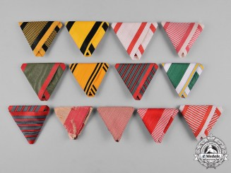 Austria, Imperial. A Lot of Austro-Hungarian Ribbons