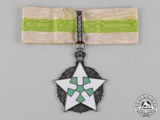 Syria, Republic. Order of Civil Merit, II Class