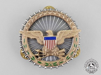 United States. An Office of the Secretary of Defense Identification Badge