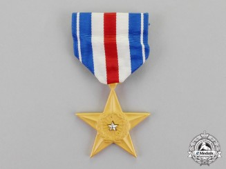 United States. A Silver Star