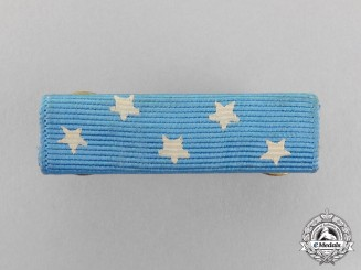 United States. A Medal of Honor Ribbon Bar