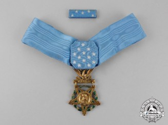United States. An Army Medal of Honor, c,1945