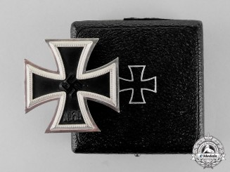 Germany. An Iron Cross 1939 First Class by Wilhelm Deumer of Lüdenscheid