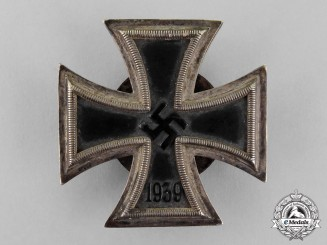 Germany. An Iron Cross 1939 First Class by Alois Rettenmaier; Screw-back Version