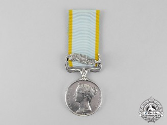 United Kingdom. A Crimea Medal 1854-1856, 82nd Regiment of Foot (Prince of Wales's Volunteers)