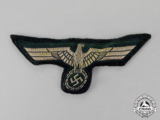 Germany. A Wehrmacht Heer (Army) NCO's Breast Eagle