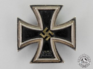 Germany. An Iron Cross 1939 First Class; Brass Core