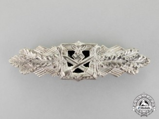 Germany. A Silver Grade Close Combat Clasp by