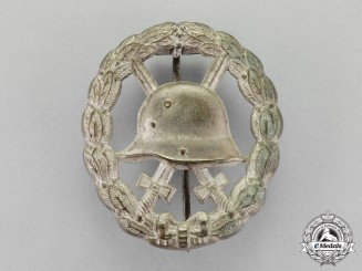 Germany, Imperial. A Silver Grade Wound Badge