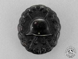Germany, Imperial. A Black Grade Wound Badge