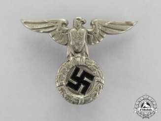 Germany. An Early NSDAP Political Cap Eagle