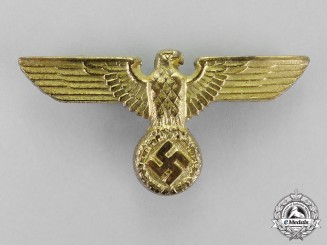 Germany. A Kriegsmarine Visor Eagle by Paul Meybauer