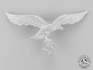 Germany. A Luftwaffe NCO Visor Cap Eagle