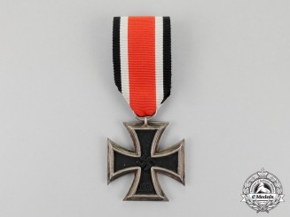 Germany, Second War. An Iron Cross 1939 Second Class by S. Jablonski GmnH