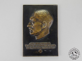 Germany. A Patriotic & Inspirational A.H Wall Plaque